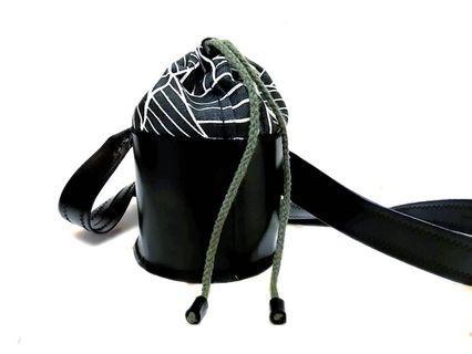 束口側背包 手作