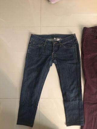 #LalamoveCarousell #HBDCarousell mango jeans ori