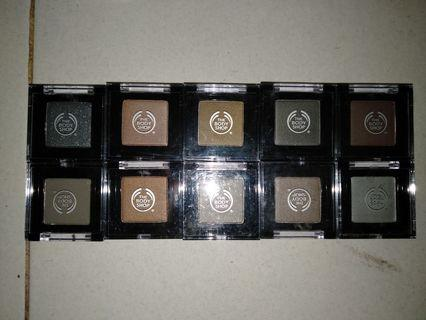 Eyeshadow The Body Shop Official