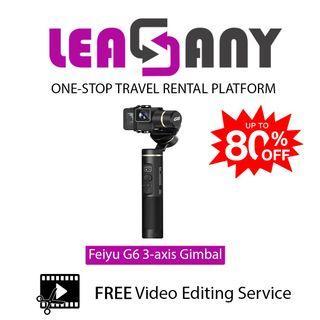 Rental: Feiyu G6 3-axis Gimbal