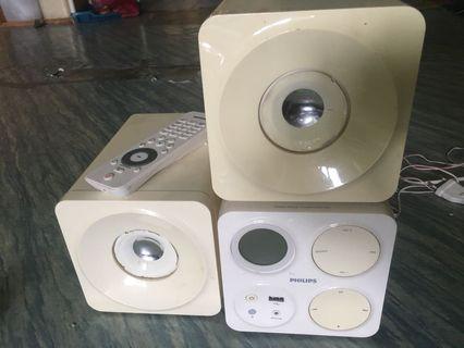 Philips micro music mcm1055