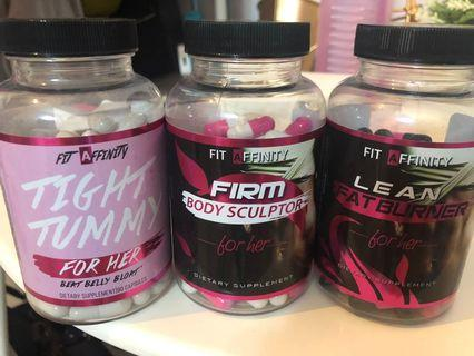 Fit Affinity Dietary Supplement