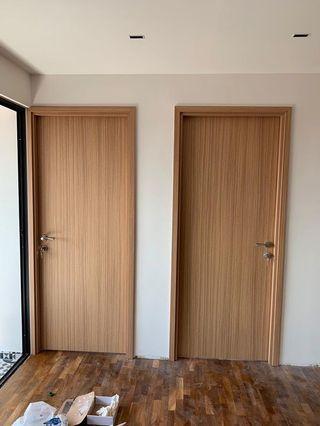 Main Door / Bedroom Doors