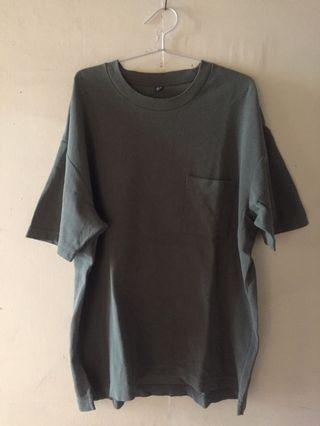 Uniqlo Oversized shirt