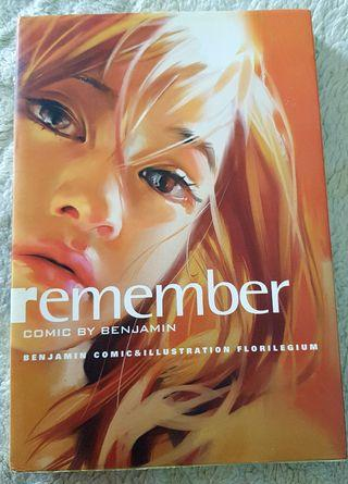 """REMEMBER"" by BENJAMIN"