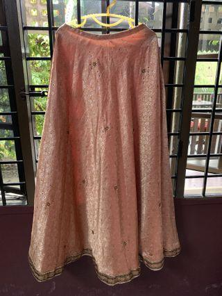 Songket Skirt #letgo50