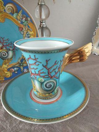 德國 Rosenthal凡賽斯海底寶藏咖啡杯