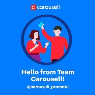 Hello from Team Carousell