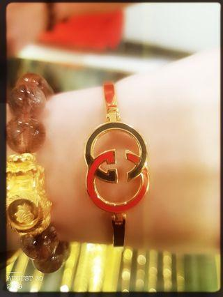 916 Gold 22K G Bangle
