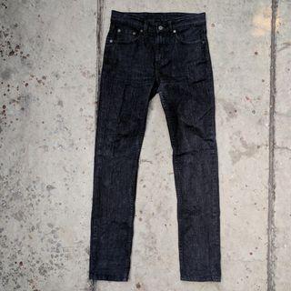 Tira jeans  black wash