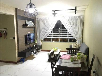 Just 3 Years! 451B Fernvale 4A For Sale!