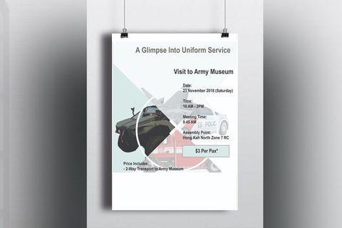 Poster Design and illustration