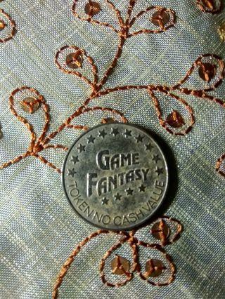"Safra ""Game Fantasy"" Country Club Token"