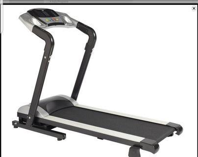 Spoiled Treadmill Oto Track Blazer