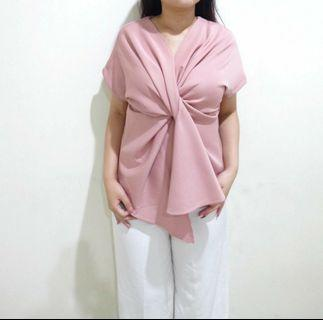Dusty Pink Jane Top (NEW)
