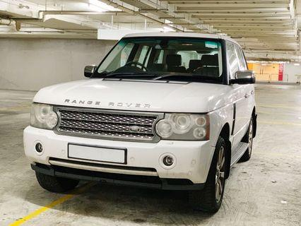 LAND ROVER RANGE ROVER Sport Supercharge 4.2 2005