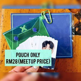 [LIMITED] X1 POUCH SHOWCON MERCH