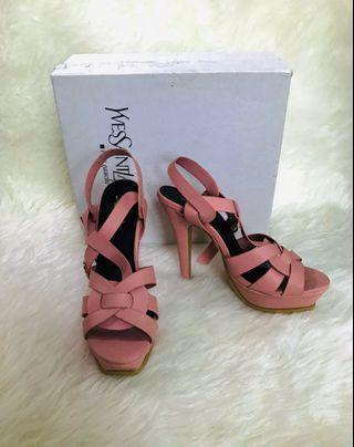 Ysl Tribute pink salem size 39/40