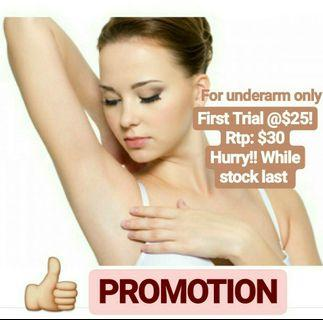 IPL/ Hair removal