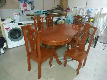 Narra Dining Table View All Ads In