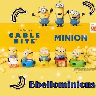 Minions cable bite 咬線清貨減價!