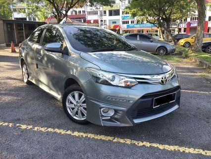 Toyota Vios 2016 1.5 G TRD Bodykit