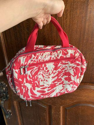 Authentic Kipling toiletries bag