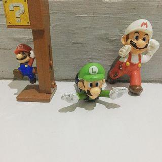 Supermario and friends - Action Figures 2nd