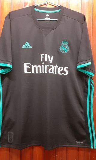 Original Real Madrid Away 17/18