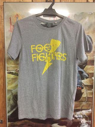 T-Shirt Foo Fighters Lightning Bolt