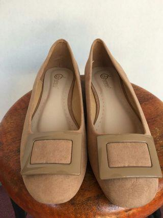 flat shoes donatello