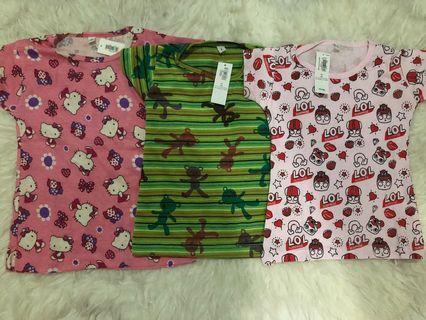 New Kaos anak