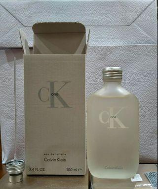 香水#CK one#100ml