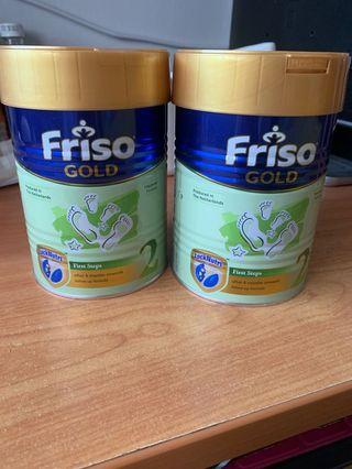 Friso Gold Stage 2 (400g)