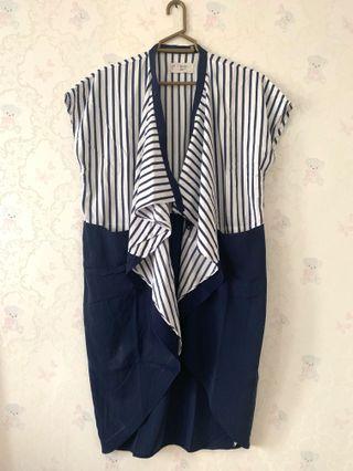 Xsml stripes cardigan