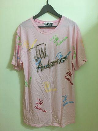 正韓 oversize t shirt