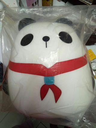 全新熊貓抱枕