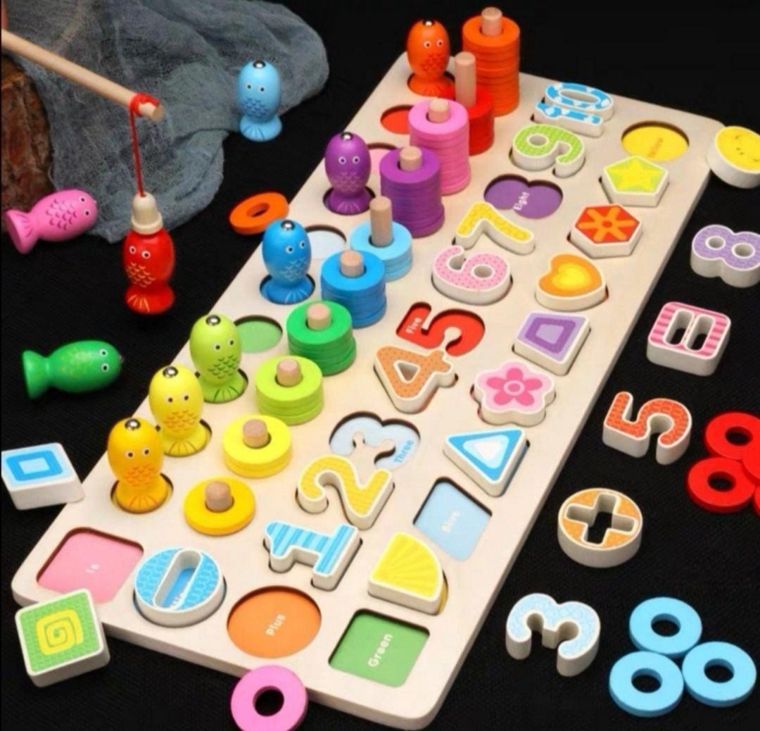 兒童益智早教玩具