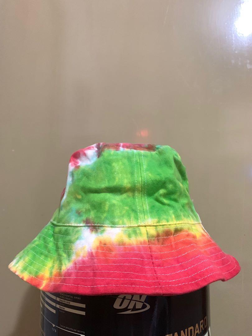 扎染漁夫帽(雙面)