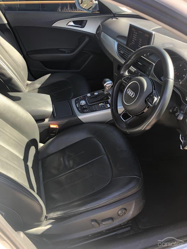 AUDI A6 2.8 Avant 2014