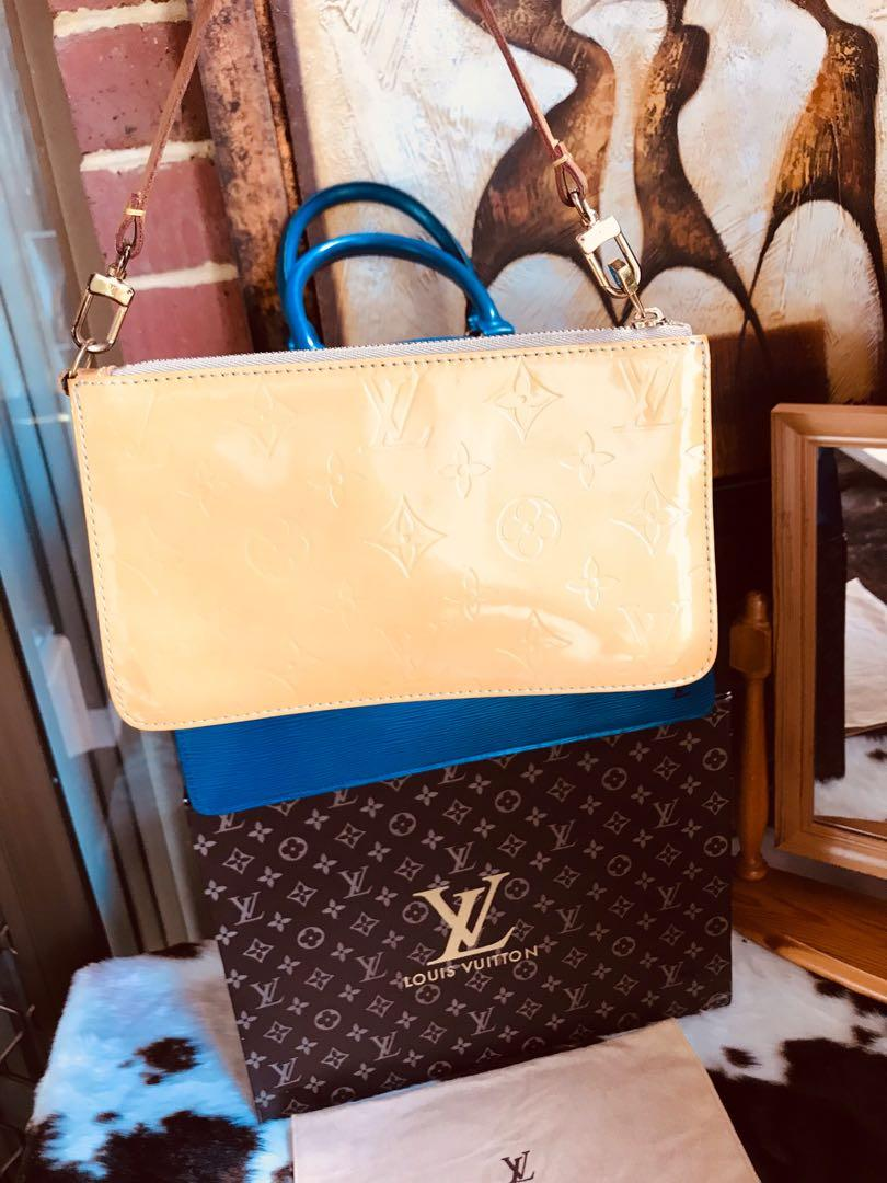 Authentic Vintage Louis Vuitton Lexington Accessories Pouch