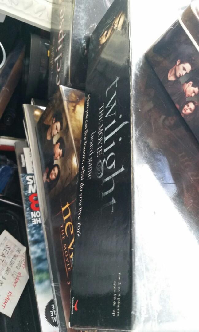 Bulk twilight saga all in excellent collectors condition new