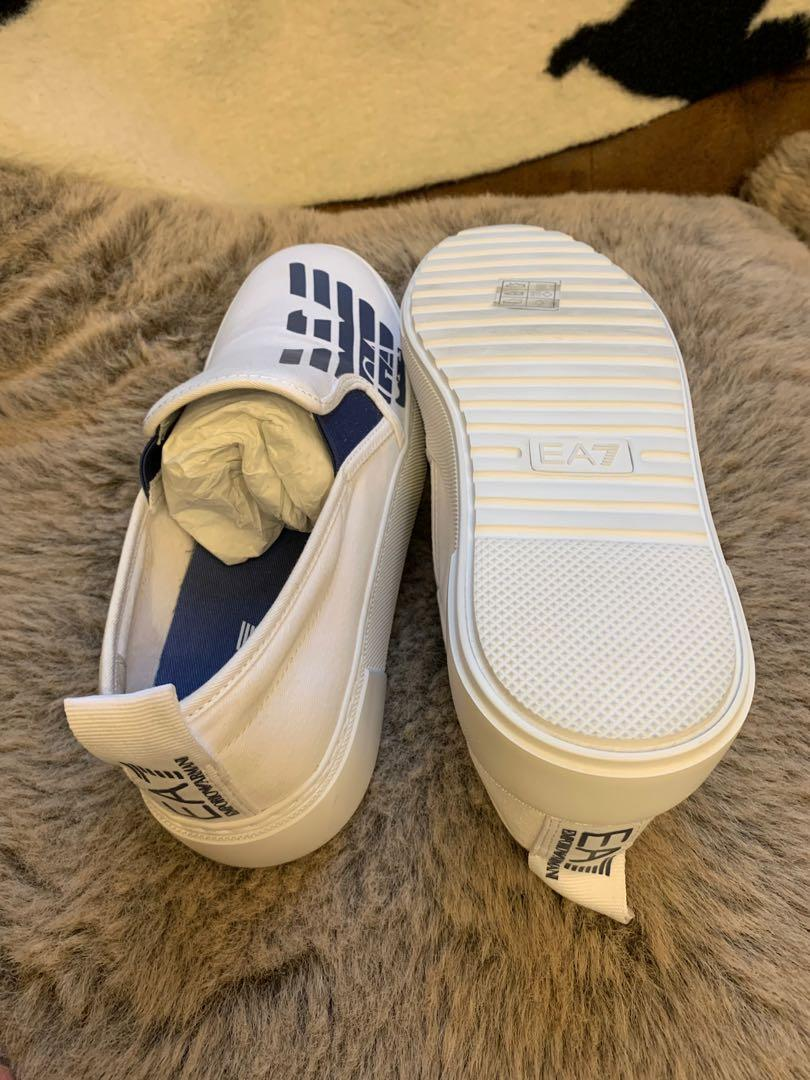 EMPORIO ARMANI EA7 精品鞋