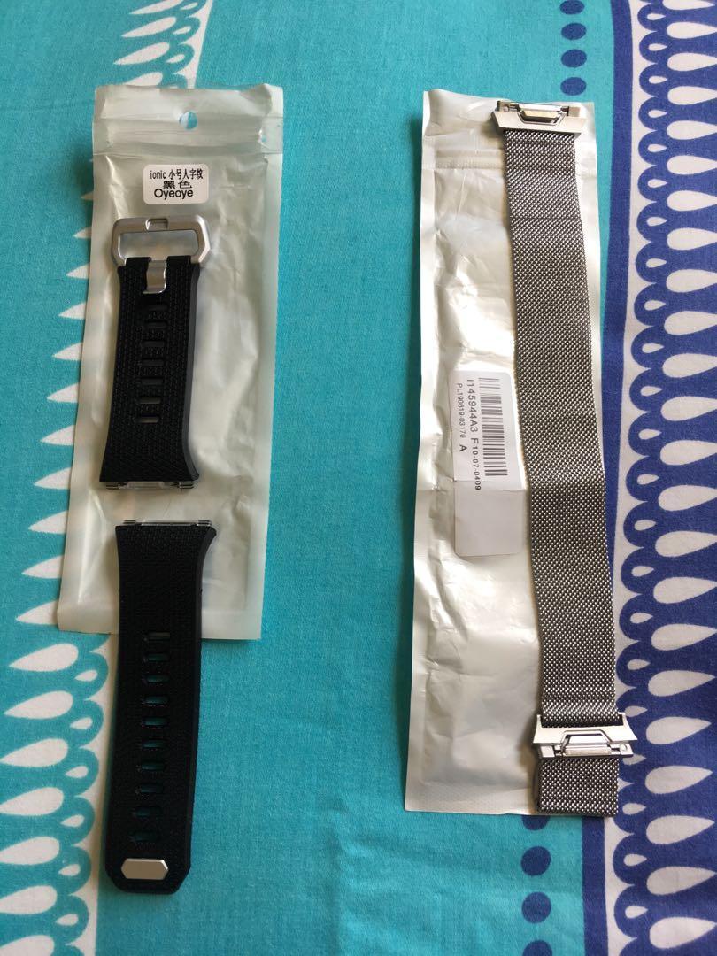 Fitbit Straps Ionic - 2 pieces
