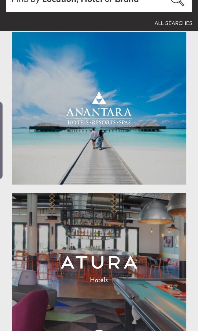 全球酒店聯盟  Global Hotel Alliance  Membership  function until Feb 2021