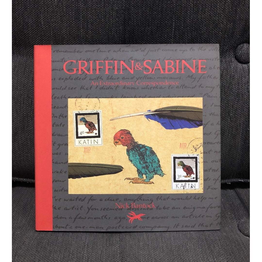 (Hardbound) Griffin and Sabine: An Extraordinary Correspondence by Nick Bantock