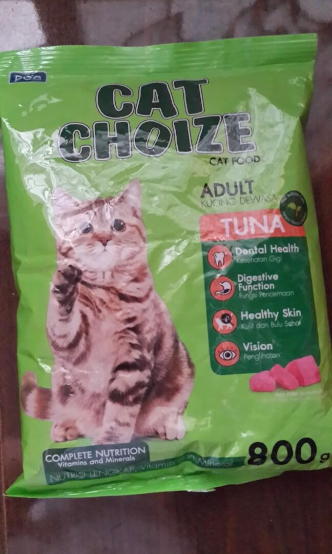 Makanan Kucing Cat Choize On Carousell