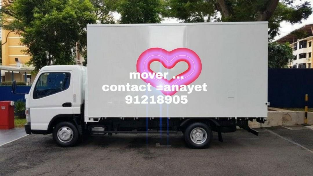 Mover and delivery service