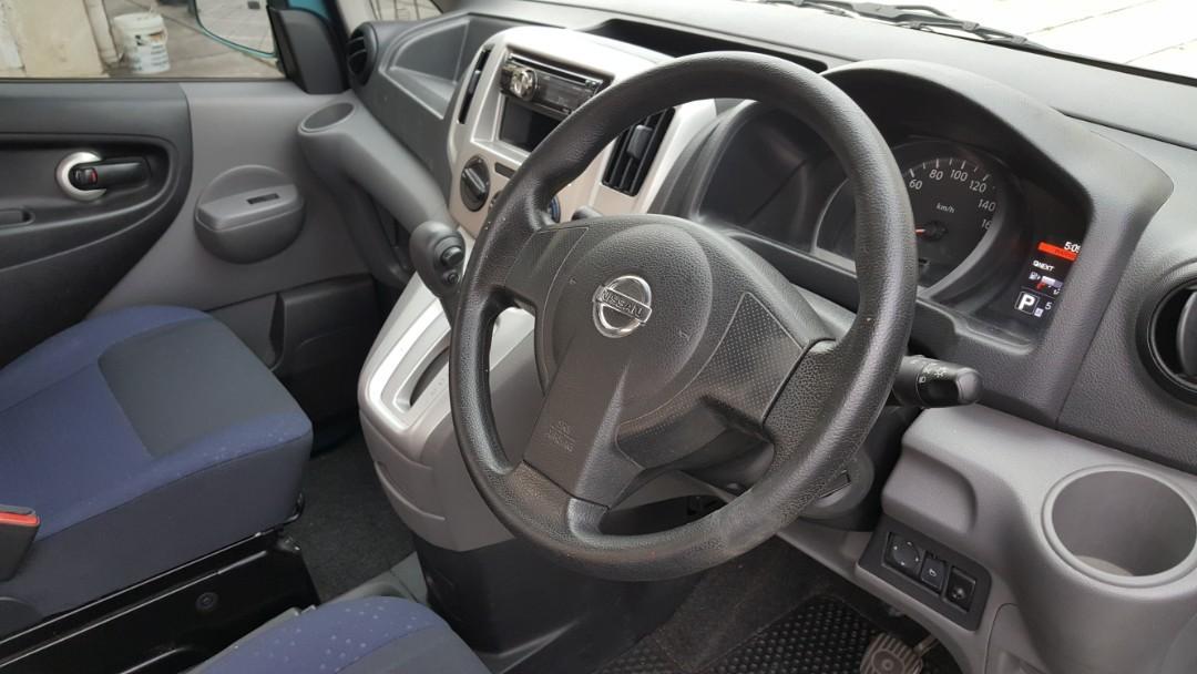 Nissan Evalia XV 1