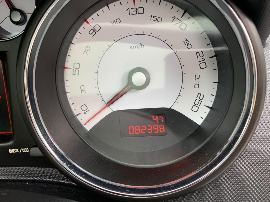 Peugeot 308 1.6 Turbo Panaromic Roof ~ Zero Downpayment Full Loan